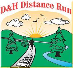 D Distance Run, Rail-Trail Council of Northeastern Pennsylvania - 13.5 miles