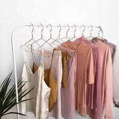 Цветовая гамма, персик, бельевой стиль