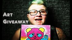 MARCH ART UPDATE AND GIVEAWAY!I am doing a giveaway for a piece of original art. Go watch the video to see how to enter. #art #artgiveaway #giveaway #youtube #youtubegiveaway #artist #lgbtq #queer #transgender #transman #freeart