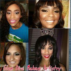 Glamorous Makeup  By Key GlamDiva Jones