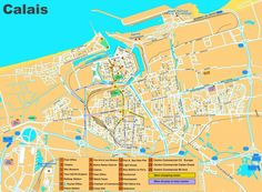 Warnemnde tourist map Maps Pinterest Tourist map Rostock and