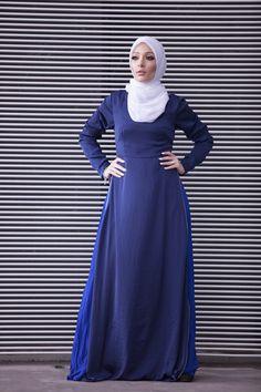 Andria Double Zipper Dress | Verona Collection