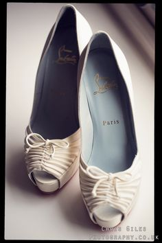 Jimmy Choo Wedding Shoes --- woowww....nothing to tell...