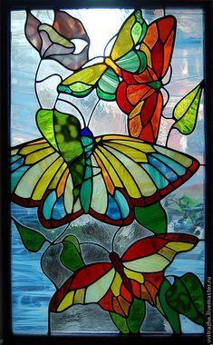 Trouvée sur Bing sur www.pinterest.com Stained Glass Paint, Making Stained Glass, Stained Glass Flowers, Stained Glass Designs, Stained Glass Panels, Stained Glass Projects, Stained Glass Patterns, Leaded Glass, Mosaic Wall Art