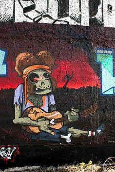 Graffiti Street Art, Berlin