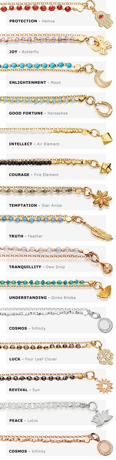 Biography Friendship Bracelet Meanings