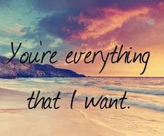 you are my everything. | via Tumblr | We Heart It