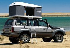 Tiendas de acampada en el techo. ¿Queréis saber más? ¡Pincha en el link!   Top Roof Tents. Do you want to know more about it? Click on the link
