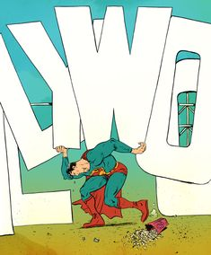 Superman by Paul Pope
