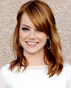 Mid-length hairstyles for every face shape, spring 2014