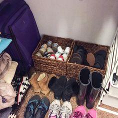 shoe-basket