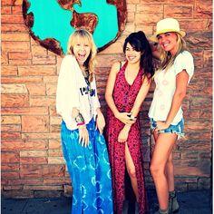 Santa Monica store girls! #bluelife #pbsantamonica #pbshopgirl
