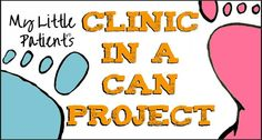Clinic In A Can Fund Help children round the world #mylittlepatient