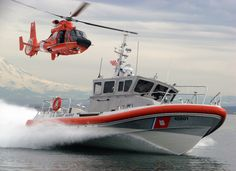 Coast Guard 45 ft. response boat. When the seas are stormy... these guys can take me back to land.  Google Image Result for http://www.navytimes.com/xml/news/2008/04/coastguard_new_boats_040708w/040708_rbm_builderstrials_800.JPG