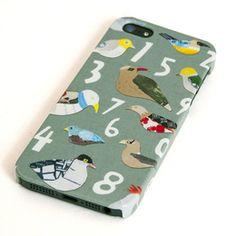 iPhone4/4Sケース「ことりかぞえて」の商品イメージ