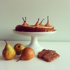 Speculaas & stoofperen cheesecake 1