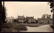Postcard ~ TACKLEY Village Scene & SHOP in Oxfordshire ~ 1950s