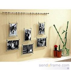 LOVE this frame idea!