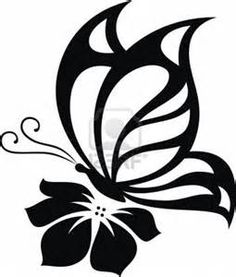 plantillas de mariposas para pintar paredes - - Yahoo Image Search Results