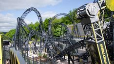 Here's our list of the wildest roller coasters in the world, courtesy of rollercoaster reviewer Robb Alvey.