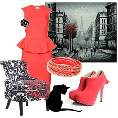 Sophisticated Coral