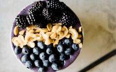 Stress Fighting Smoothie Bowl | Protein Recipes