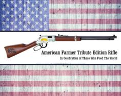 RFD-TV is giving away an American Farmer Tribute rifle from Henry Repeating Arms. Only one lucky winner will be chosen! ENTER TO WIN now thru Feb. 29.    *Note contest is open to U.S. residents ages 18+ only.   Complete the entry form below by February 29, 2016.   Don't miss out on your bonus entries by sharing with friends or following us on social media.    Good Luck!