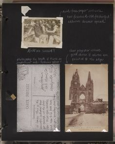 Smithsonian's guide to preserving old family photo albums.