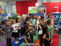 No Interrupting Song - music for classroom management