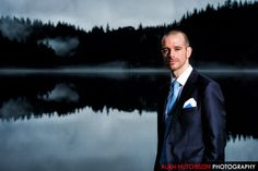 A Misty Scottish Wedding on the Shores of Loch Ard – Altskeith House Wedding | http://www.alanhutchison.co.uk/weddings/altskeith-house-wedding/  #weddingphotography #weddings #coolgrooms