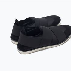 ELASTIC TRAINERS-Shoes & Bags-MAN-SALE | ZARA United States
