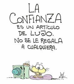 La confianza... Best Quotes, Love Quotes, Quotes En Espanol, Ups And Downs, Nostalgia, Religion, Spirituality, Language, Thoughts