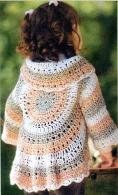 sweater for children | Land ... Land crochet patterns crochet patterns ..