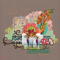 A Project by dianeskie from our Scrapbooking Gallery originally submitted 03/08/13 at 04:48 PM