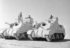 M3«リー」、第二次世界大戦中のアメリカのメディアタンク