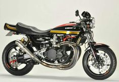 Kawasaki z900 low barred