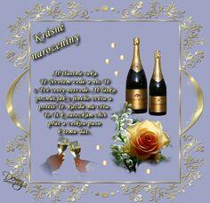 Přání k narozeninám « Rubrika   OBRÁZKY PRO VÁS Table Decorations, Blog, Blogging, Dinner Table Decorations