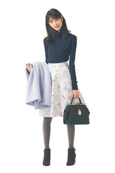 髙橋ひかるちゃん❤️ Japanese Beauty, Japanese Fashion, Asian Beauty, Ol Fashion, Womens Fashion, Fashion Ideas, Japan Model, Image Collection, Female Bodies