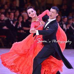 Chao Yang and Yilin Tan - Blackpool Dance Festival June 2016 #BallroomDance #YangChaoTanYiling #YangChao #TanYiling #hanson_yang #yilingtan1219 #BlackpoolDanceFestival2016 #EmpressBallroom #Blackpool #WinterGardens www.facebook.com/samleung.photography