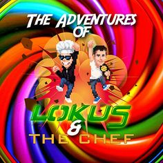 #CheckOut New Album: The Adventures of Lokus & The Chef  Lokus and The Chef have come together to mash their immersive Electronic/Hip-Hop sounds together to rattle your brain, blow up your speakers, burst your eardrums, and blast your face off!  Tracklist: 1. Bass Bangin' Beats (Intro) 2. Knock 'Em Dead 3. Interlude 4. Monster Party 5. Dark Soul 6. Party! Party! Party! 7. Holla At Me (Outro)   LISTEN TO FULL ALBUM: http://crz.bz/2i13cJk