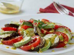 Legumes grelhados são tradição das culinárias mediterrânea e oriental. Ou seja, os povos mais saudáveis já abusam deste modo de servir este alimento.