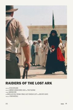 Raiders of the Lost Ark Alternative Movie posters Sci Fi movie posters Horror movie posters Action movie posters Drama movie posters Fantasy movie posters All movie Posters Iconic Movie Posters, Minimal Movie Posters, Cinema Posters, Movie Poster Art, Iconic Movies, Film Posters, Poster Wall, Music Posters, Film Poster Design