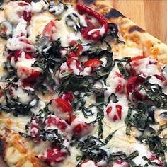 Pizza Cooked on the Barbecue @ allrecipes.com.au