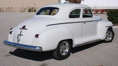 Domestic Auto Transport Here is how we Transport. #LGMSports Ship it with http://LGMSports.com 1946 PLYMOUTH DELUXE CUSTOM COUPE - 81815