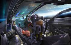 spaceship cockpit - Google Search