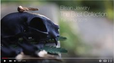 Bast Collection video for Eilisain Jewelry produced by Aileen Devlin