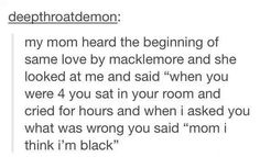 Omg, that's so funny! #macklemore #tumblr #funny #hilarious