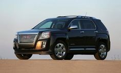 HD Road Test Review – 2016 GMC Terrain DENALI AWD V6 – Swanky