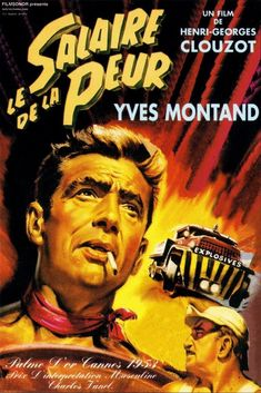 Le Salaire de la peur (The Wages of Fear) is a 1953 French film noir based on Georges Arnaud macho novel about the lives of the men who transport explosives for oil companies. This and more French films for you to enjoy everyday of July when you visit this link: https://www.talkinfrench.com/french-movies-july/