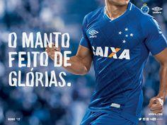 Camisas do Cruzeiro 2017-2018 Umbro